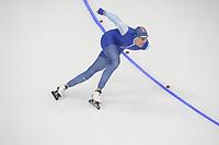 OLYMPIC GAMES: PYEONGCHANG: 13-02-2018, Gangneung Oval, Long Track, 1500m Men, Sindre Henriksen (NOR), ©photo Martin de Jong