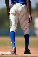 BASEBALL - POLES BASEBALL FRANCE - TRAINING CAMP CUBA - HAVANA (CUBA) - 13 TO 23/02/2009 - CUBAN PLAYER FIRST BASE