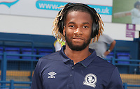 Blackburn Rovers' Kasey Palmer arrives at the ground<br /> <br /> Photographer Rachel Holborn/CameraSport<br /> <br /> The EFL Sky Bet Championship - Ipswich Town v Blackburn Rovers - Saturday 4th August 2018 - Portman Road - Ipswich<br /> <br /> World Copyright &copy; 2018 CameraSport. All rights reserved. 43 Linden Ave. Countesthorpe. Leicester. England. LE8 5PG - Tel: +44 (0) 116 277 4147 - admin@camerasport.com - www.camerasport.com