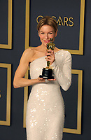 09 February 2020 - Hollywood, California -     Renée Zellweger attends the 92nd Annual Academy Awards presented by the Academy of Motion Picture Arts and Sciences held at Hollywood & Highland Center. Photo Credit: Theresa Shirriff/AdMedia