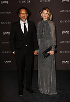 Alejandro Gonzalez Inarritu, Maria Eladia Gonzalez attend 2018 LACMA Art + Film Gala at LACMA on November 3, 2018 in Los Angeles, California.    <br /> CAP/MPI/IS<br /> &copy;IS/MPI/Capital Pictures