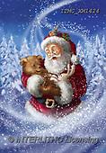 Marcello, CHRISTMAS SANTA, SNOWMAN, WEIHNACHTSMÄNNER, SCHNEEMÄNNER, PAPÁ NOEL, MUÑECOS DE NIEVE, paintings+++++,ITMCXM1424,#X#