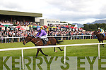 Action from Killarney Races on Thursday.