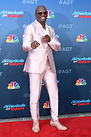 LOS ANGELES - MAR 4:  Terry Crews at the America's Got Talent Season 15 Kickoff Red Carpet at the Pasadena Civic Auditorium on March 4, 2020 in Pasadena, CA