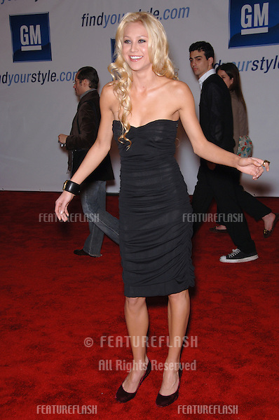 Tennis star ANNA KOURNIKOVA at General Motors Annual ten Event in Los Angeles..February 28, 2006  Los Angeles, CA..© 2006 Paul Smith / Featureflash