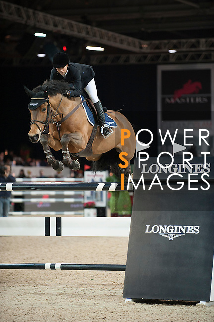 Riders in action during the Longines Hong Kong Masters on 2 March 2013 at the Asia World-Expo in Hong Kong, China. Photo by Andy Jones / The Power of Sport Images