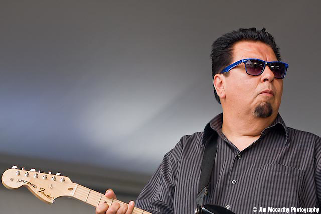 Los Lobos at Jazz Fest 2009