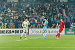Jiangsu FC (CHN) vs Shanghai SIPG FC (CHN) during the AFC Champions League 2017 Round of 16 match at the Nanjing Olympic Stadium on 31 May 2017 in Nanjing, China. Photo by Marcio Rodrigo Machado / Power Sport Images