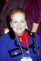Montreal (Qc) CANADA - Nov 1996<br /> -File Photo - Jeanne Bourin