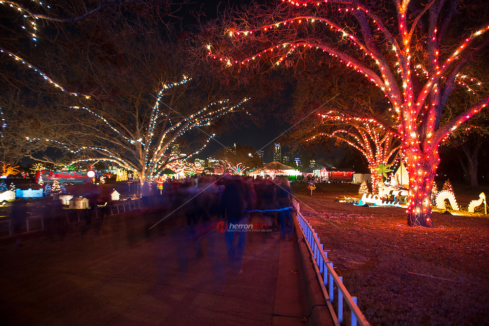 Zilker Park Trail of Lights is making wonderful memories for a new generation of Austinites