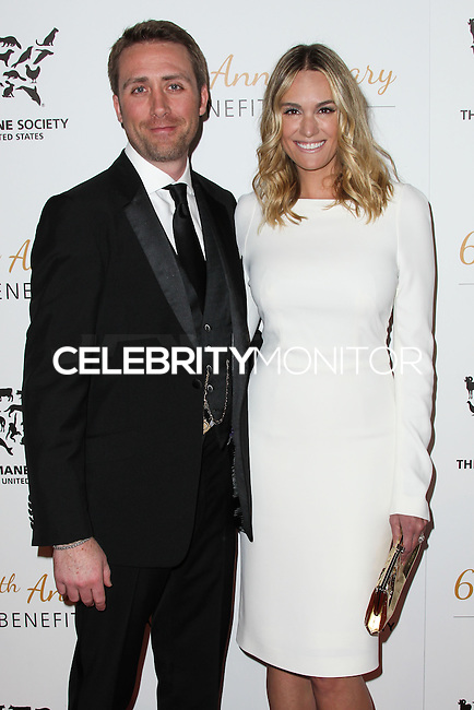 BEVERLY HILLS, CA, USA - MARCH 29: Philippe Cousteau Jr., Ashlan Cousteau at The Humane Society Of The United States 60th Anniversary Benefit Gala held at the Beverly Hilton Hotel on March 29, 2014 in Beverly Hills, California, United States. (Photo by Xavier Collin/Celebrity Monitor)