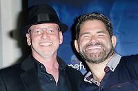 LOS ANGELES - NOV 9: Matt Zarley, Benjamin Pollack at the special screening of Matt Zarley's 'hopefulROMANTIC' at the American Film Institute on November 9, 2014 in Los Angeles, California