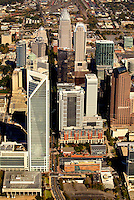 Charlotte aerial photography - October 2010