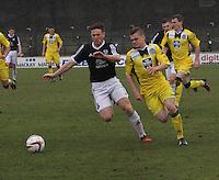 Ayr United v St Mirren Youth Cup Quarter Final 080315