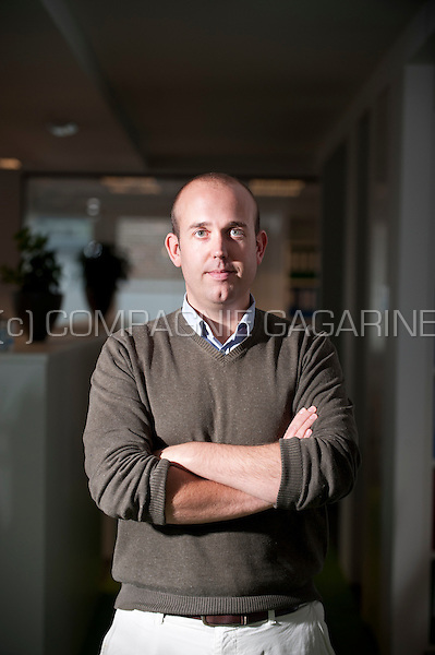 Jeroen De Muynck, manager of MDMJ Accountants (Belgium, 08/10/2015)