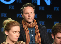 PASADENA, CA - FEBRUARY 4: Creator/EP/Showrunner/Writer Noah Hawley during the LEGION panel for the 2019 FX Networks Television Critics Association Winter Press Tour at The Langham Huntington Hotel on February 4, 2019 in Pasadena, California. (Photo by Frank Micelotta/FX/PictureGroup)