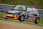 Adrian Norman - Team Swanflight/Rob Sims Racing Mini Cooper