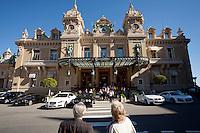 Monte Carlo Casino, Casino Square, Monte Carlo, Monaco, 21 March 2013