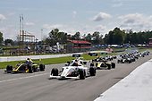 F4 US Championship<br /> Rounds 10-11-12<br /> Mid-Ohio Sports Car Course, Lexington, OH USA<br /> Saturday 12 August 2017<br /> 8, Kyle Kirkwood, 2, Skylar Robinson<br /> World Copyright: Dan R. Boyd<br /> LAT Images