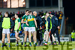 Selector Donie Buckley during the Allianz Football League Division 1 Round 3 match between Kerry and Dublin at Austin Stack Park in Tralee, Kerry on Saturday night.
