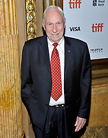 10 September  2018 - Toronto, Ontario, Canada. Alfred Worden. &quot;First Man&quot; Premiere - 2018 Toronto International Film Festival at the Elgin Theatre. <br /> CAP/ADM/BPC<br /> &copy;BPC/ADM/Capital Pictures