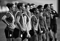 USWNT Black and White Feature, August 3, 2017