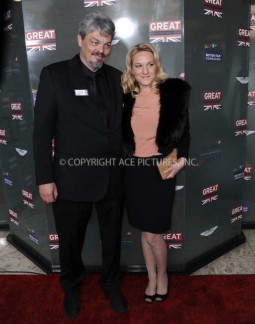 WWW.ACEPIXS.COM<br /> <br /> February 20 2015, LA<br /> <br /> Ian Hunter arriving at the GREAT British film reception honoring the British nominees of the 87th Annual Academy Awards at The London West Hollywood on February 20, 2015 in West Hollywood, California<br /> <br /> <br /> By Line: Peter West/ACE Pictures<br /> <br /> <br /> ACE Pictures, Inc.<br /> tel: 646 769 0430<br /> Email: info@acepixs.com<br /> www.acepixs.com