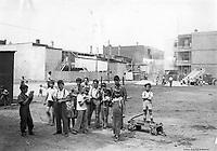 Villeray. Parc De Gaspé. 1946. Archives de la Ville de Montréal.