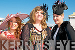 Ladies Day Listowel Races : Pictured at Ladies Day in Listowel ofn Friday last were Cliona Moylan, Martha McEnery & Nollaig McEnery.