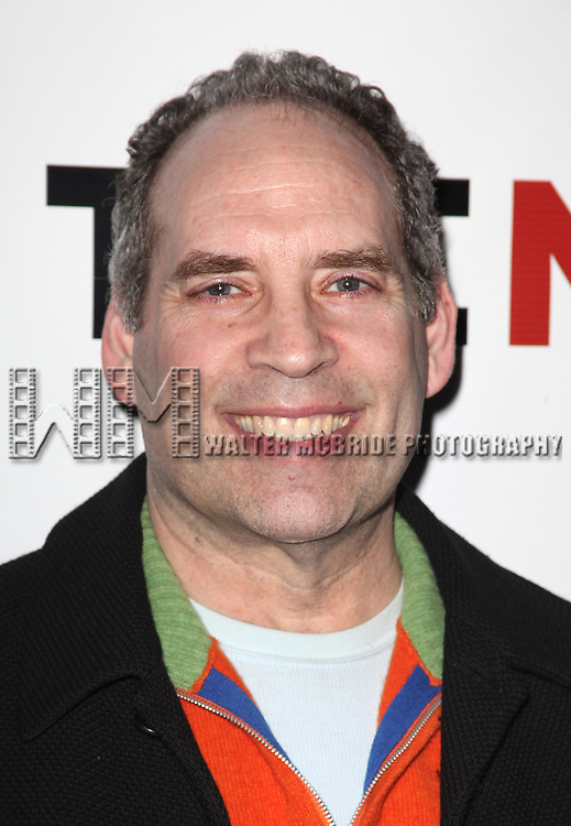 Daniel Oreskes.attending The New Group's Off-Broadway Opening Night Party for 'Russian Transport' at the Yotel Club Lounge in New York City on 1/30/2012..