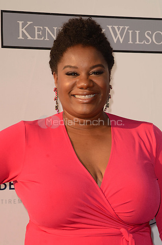 LOS ANGELES, CA - JULY 28: Adrienne C. Moore at the Los Angeles Dodgers Foundation Blue Diamond Gala at Dodger Stadium, in Los Angeles, California, on July 28, 2016. Credit: David Edwards/MediaPunch