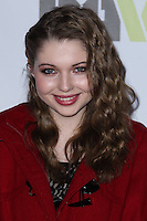 HOLLYWOOD, CA - DECEMBER 01: Sammi Hanratty arriving at the 82nd Annual Hollywood Christmas Parade held at Hollywood Boulevard on December 1, 2013 in Hollywood, California. (Photo by Xavier Collin/Celebrity Monitor)