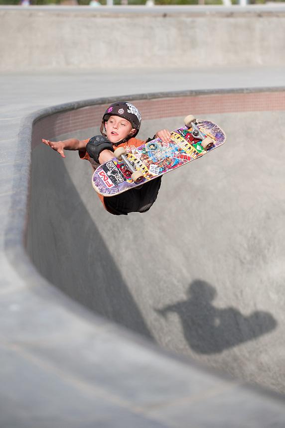 6/15/12 - Jake Canton at the Arvada Skatepark - June 16, 2012.