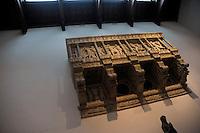 Cantoria, opera del Donatello.Museo dell'Opera del Duomo..Firenze.Florence.