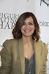 All My Children's Rebecca Budig at the 2012 Skating with the Stars  - a benefit gala for Figure Skating in Harlem celebrating 15 years on April 2, 2012 at Central Park's Wollman Rink, New York City, New York.  (Photo by Sue Coflin/Max Photos)