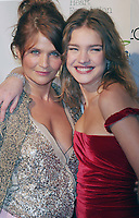 Helena Christensen and Natalia Vodianova, 2004, Photo By John Barrett/PHOTOlink