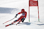 Gakuta Koike (JPN), <br /> MARCH 14, 2018 - Alpine Skiing : <br /> men's Giant Slalom Standing <br /> at Jeongseon Alpine Centre  <br /> during the PyeongChang 2018 Paralympics Winter Games in Pyeongchang, South Korea. <br /> (Photo by Sho Tamura/AFLO SPORT)