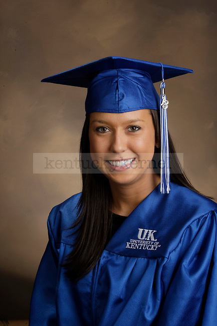 Browning, Kristen photographed during the Feb/Mar, 2013, Grad Salute in Lexington, Ky.
