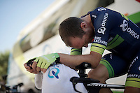 Michael Albasini (SUI/Orica-BikeExchange)<br /> <br /> stage 13 (ITT): Bourg-Saint-Andeol - Le Caverne de Pont (37.5km)<br /> 103rd Tour de France 2016