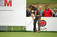 Johan Edfors in the 4th Round of the Open de Espana in Madrid...Photo NEWSFILE/Manus O'Reilly.(Photo credit should read Manus O'Reilly/NEWSFILE)....This Picture has been sent you under the condtions enclosed by:.Newsfile Ltd..The Studio,.Millmount Abbey,.Drogheda,.Co Meath..Ireland..Tel: +353(0)41-9871240.Fax: +353(0)41-9871260.GSM: +353(0)86-2500958.email: pictures@newsfile.ie.www.newsfile.ie.FTP: 193.120.102.198..