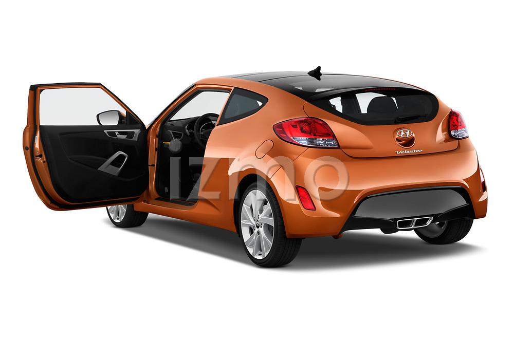 Car images of 2017 Hyundai Veloster Manual 5 Door Hatchback Doors