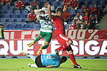 América venció como local 3-1 a Valledupar. Fecha 14 (vuelta) Torneo Águila 2016.