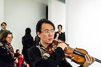 Evyind Kang at the Frye Art Museum