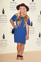 arrives for the Baileys Women's Prize for Fiction 2016, Royal Festival Hall, London.<br /> <br /> <br /> ©Ash Knotek  D3131  08/06/2016