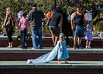 The 6th annual Oakley Harvest Festival included a children's Halloween costume parade, pumpkin carving competition, and a pie eating contest.  The festival was held in Oakley, California on Saturday, October 18, 2014.  Photos/Victoria Sheridan