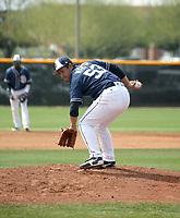 Kazuhisa Makita - San Diego Padres 2018 spring training (Bill Mitchell)