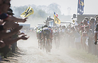dust&pavé<br /> <br /> 115th Paris-Roubaix 2017 (1.UWT)<br /> One Day Race: Compiègne › Roubaix (257km)