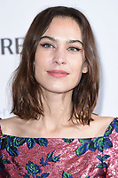 LONDON, UK. February 09, 2019: Alexa Chung arriving for the 2019 BAFTA Film Awards Nominees Party at Kensington Palace, London.<br /> Picture: Steve Vas/Featureflash