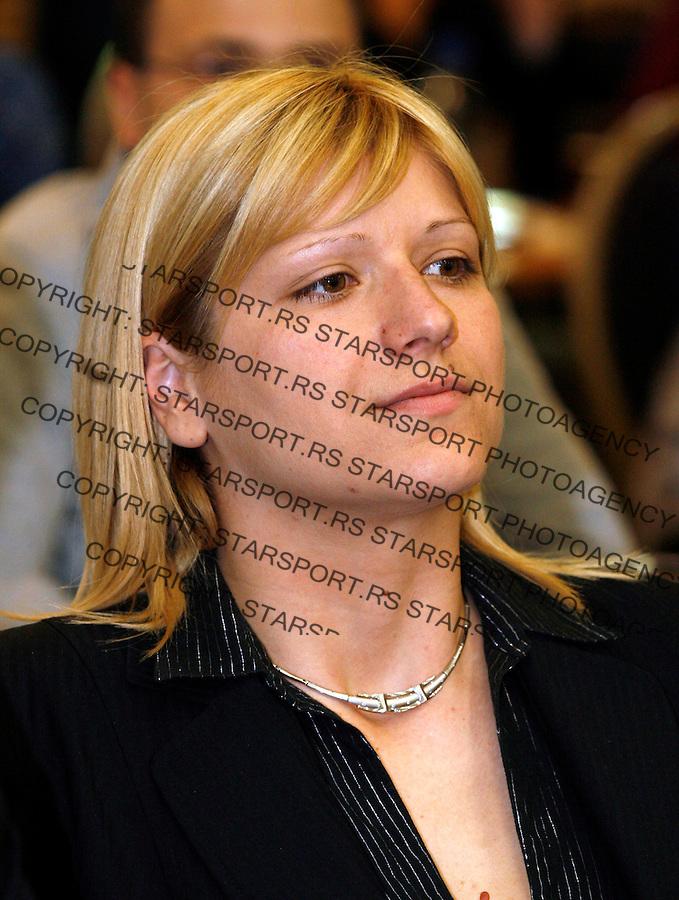Izborna skupstina Kosarkaski Savez Srbije, KSS, Belgrade, Serbia, Monday, April, 18, 2011. (credit image & photo: Pedja Milosavljevic / thepedja@gmail.com / +381641260959)