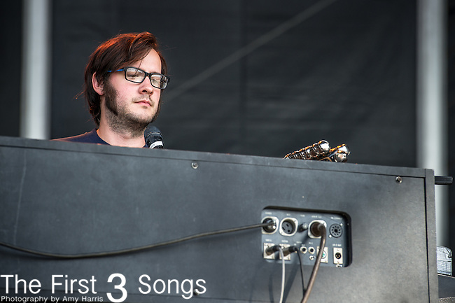 Ben Tanner of Alabama Shakes performs during Day 2 of the 2013 Firefly Music Festival in Dover, Delaware.